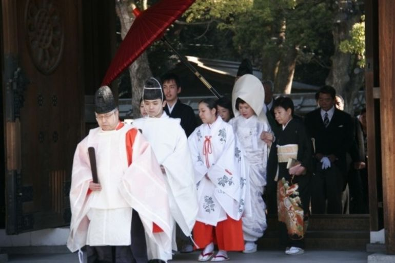Meiji Shinto Shrine - Tokyo
