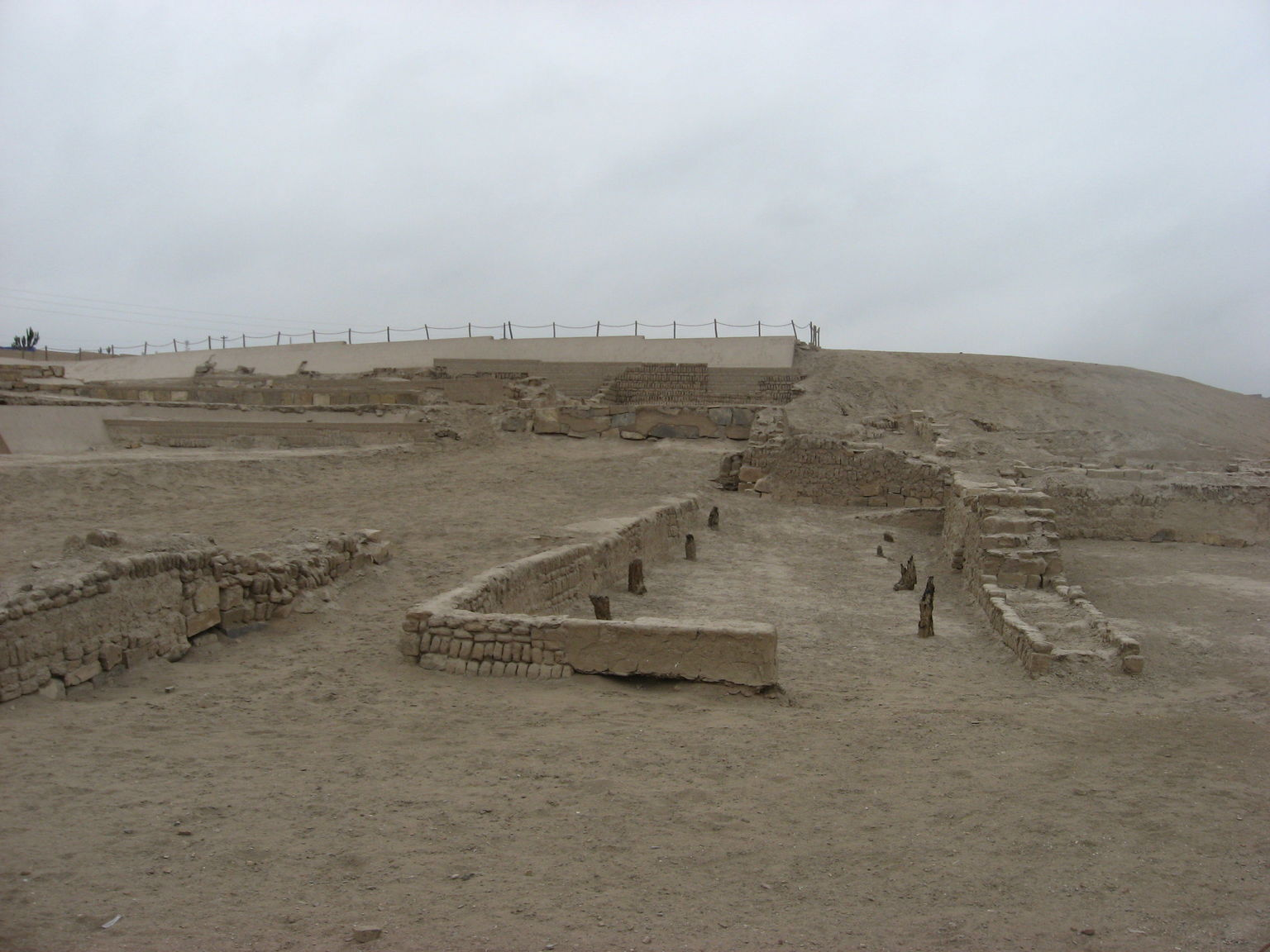 MÁS FOTOS, Temple of Pachacamac Half-Day Tour from Lima