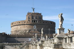 The castle where the popes hid when necessary. , Sharon M - May 2015