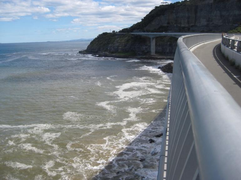 Sea Cliff Bridge -