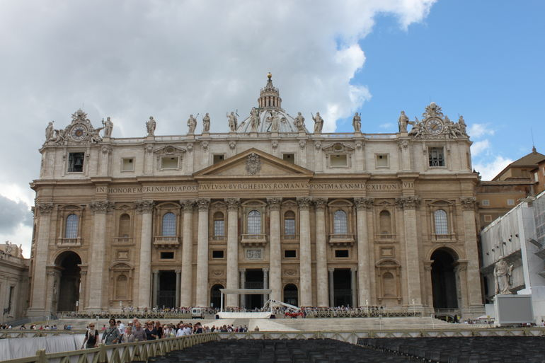 The Vatican - Rome