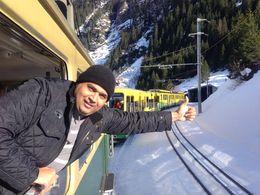 highest peak in Europe 11333 fit , Malik A - December 2013