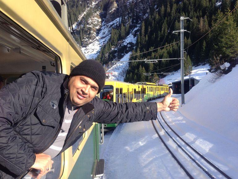 Top of Europe - Zurich