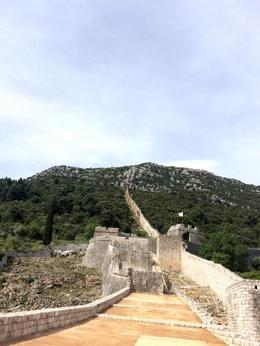 Great Wall Of Ston 5.5 km wall , raci88 - November 2016