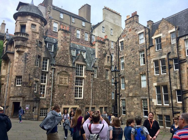 Historical Walking Tour with Optional Skip the Line Entry to Edinburgh Castle photo 23