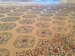 Sultan Qaboos Grand Mosque carpet , Elmarie - January 2018