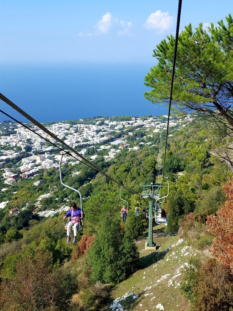 3-Day South Italy Tour from Rome: Fall in Love with Pompeii, Sorrento and Capri photo 26