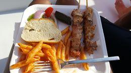 The food was Deeeeelisssh !! , Isaac O - August 2016