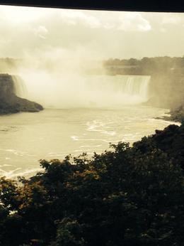Canadian Falls , Vicky - October 2014
