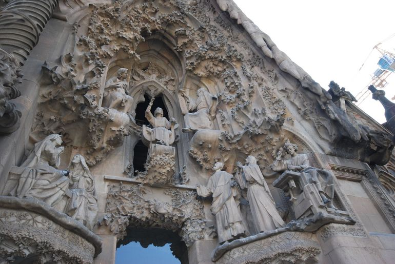 La Sagrada Familia Snapshot - Barcelona