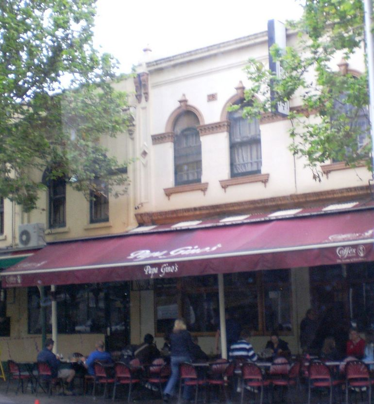 Lygon Street Restaurant - Melbourne