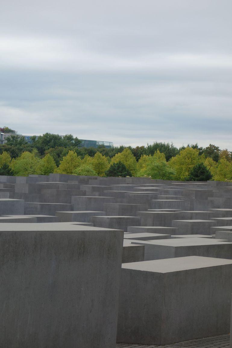 Memorial Square - Berlin