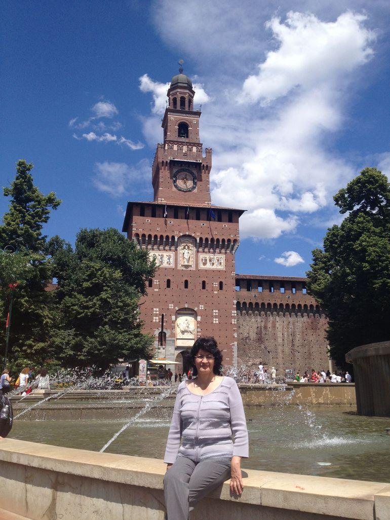 Mi esposa - Milan