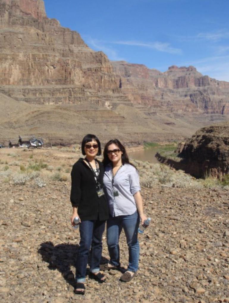 My mum and I - Las Vegas