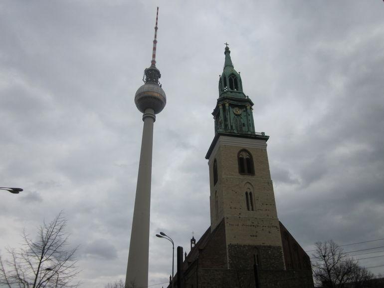 near_tower - Berlin