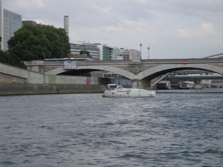 Seine River Cruise - Paris