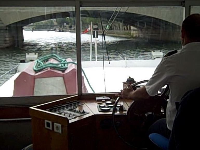 Seine River - Paris