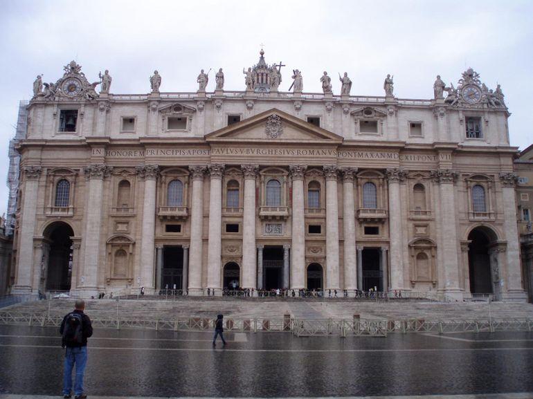 St Peter's - Rome