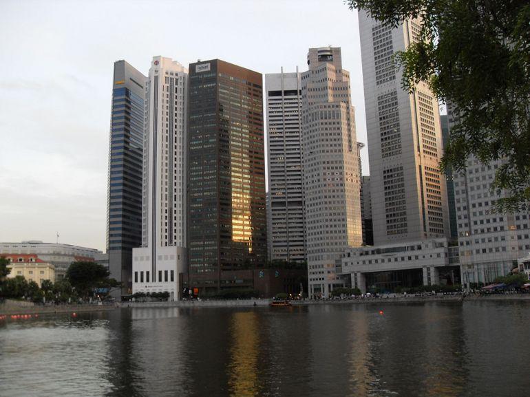 The city of Singapore - Singapore