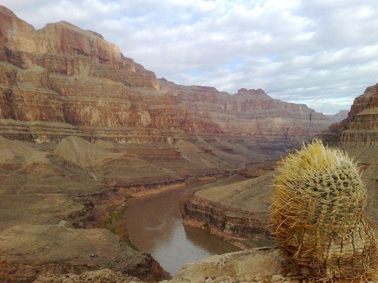 The View in the Grand Canyon - Las Vegas