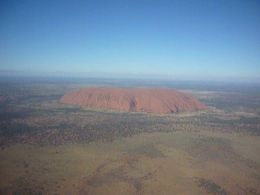 Uluru and Kata Tjuta Tour by Helicopter from Ayers Rock - October 2011