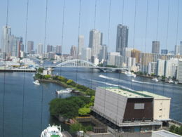 Nice spot for lunch before the Tokyo Bay cruise , Joanne U - June 2016