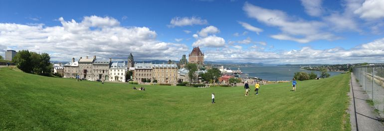 View from the Citadel - Quebec City