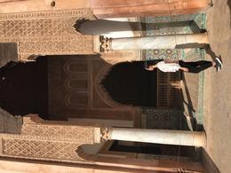 Saadian Tombs , QH - May 2017