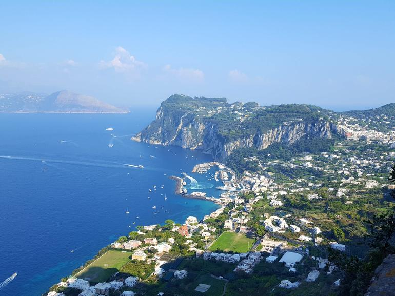 3-Day South Italy Tour from Rome: Fall in Love with Pompeii, Sorrento and Capri photo 25