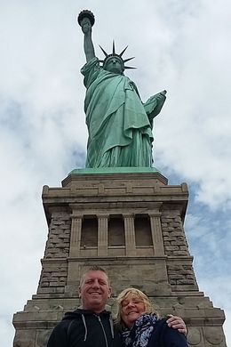 Statue of Liberty and Ellis Island Tour, TD - May 2016