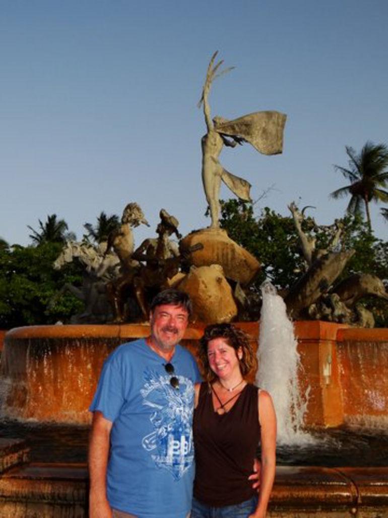 Alesia and Ed - San Juan