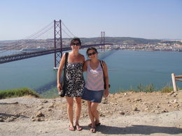 Small-Group Day Trip from Lisbon with Wine Tasting - Vasco da Gama bridge, Blanca - January 2013