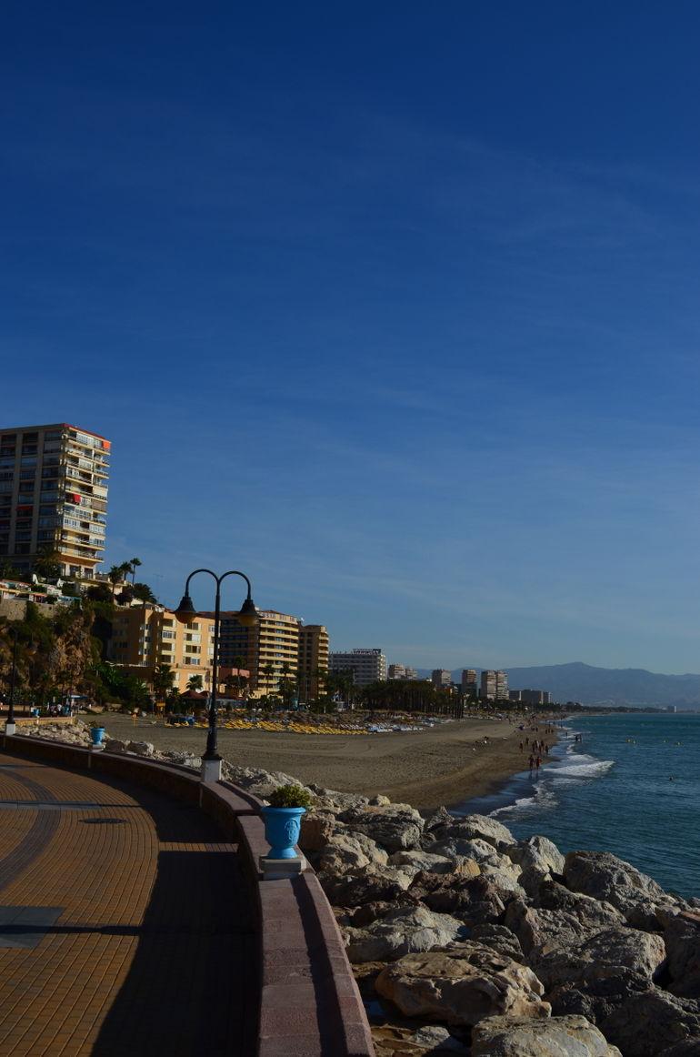 Bajondillo Beach - Malaga