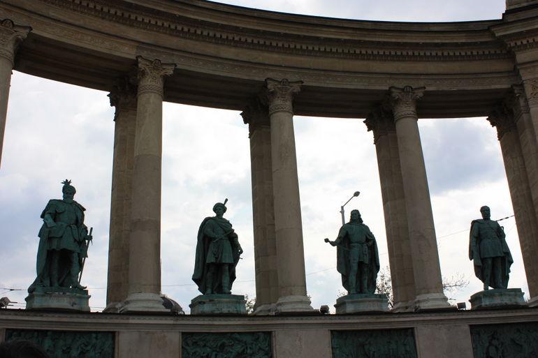 Budapest City Walking Tour - Budapest