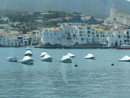 Boats in Cadaques... , Zosia - July 2014
