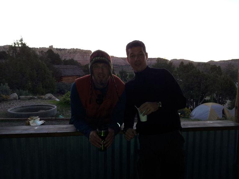 Cafelito con Vern (guía) - Las Vegas