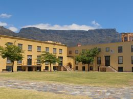 Castle of Good Hope, JC - April 2012