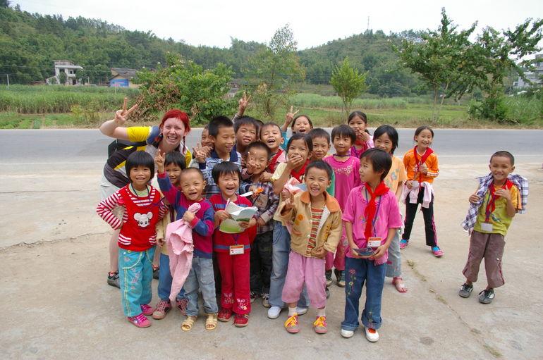 Village - Guilin