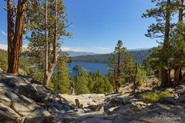 From high above Emerald Bay , William H - October 2015