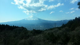 Taken on our way to Hakone along the highway , Catherine C - April 2014