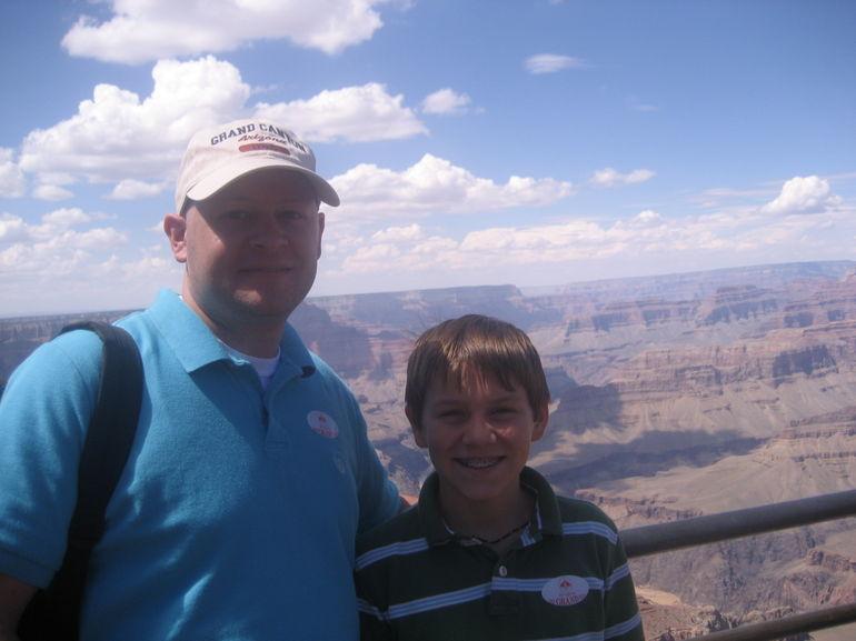 Grand Canyon - Sedona