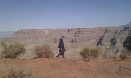 A stroll along the edge. , Mark L - March 2012