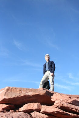 on the top of the world , sylvain c - December 2011