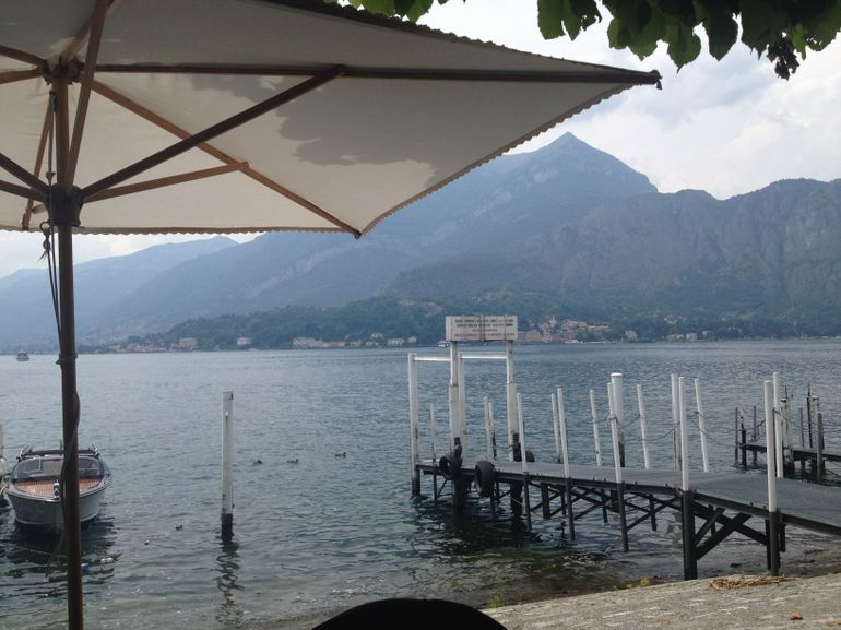 Lake Como from Bellagio - Milan