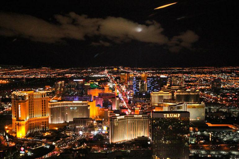 Las Vegas Night Strip Helicopter Tour - Las Vegas