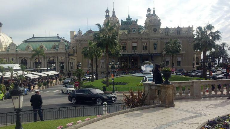 Monte Carlo Casino - Nice