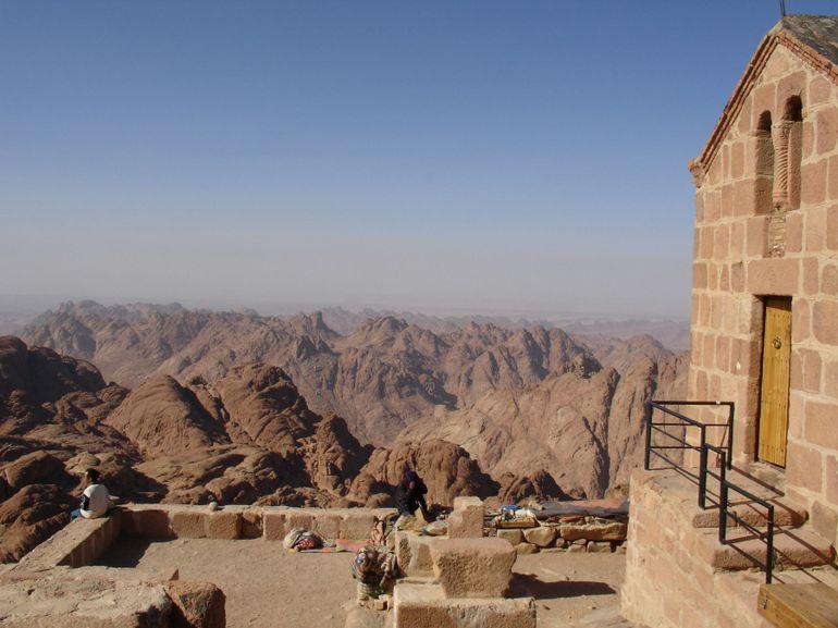 Moses Mountain - Sharm el Sheikh
