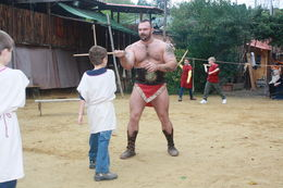 The big hunky bloke.....he was good with the kids too , fp944s2 - December 2012