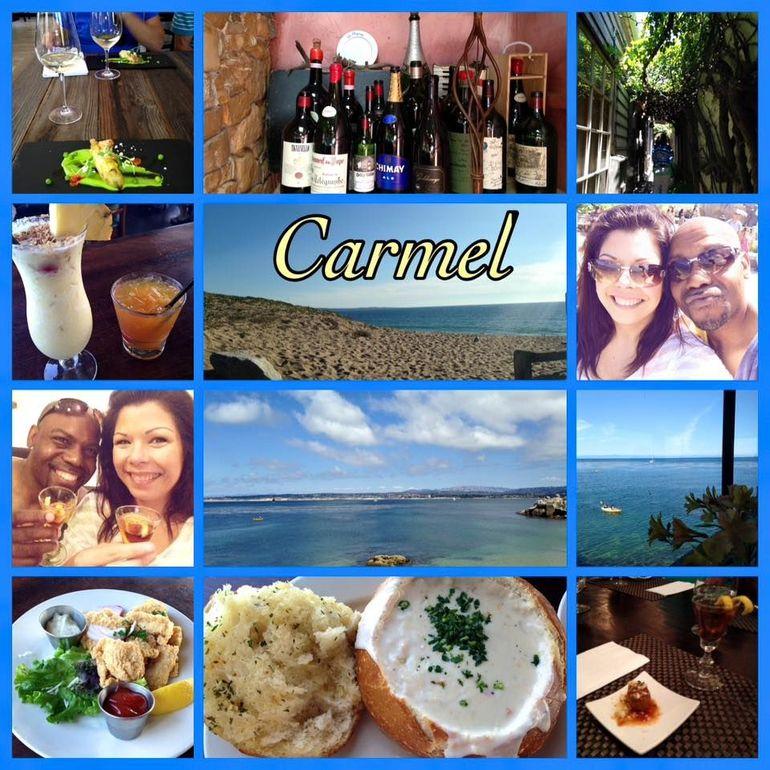 Our Carmel Trip