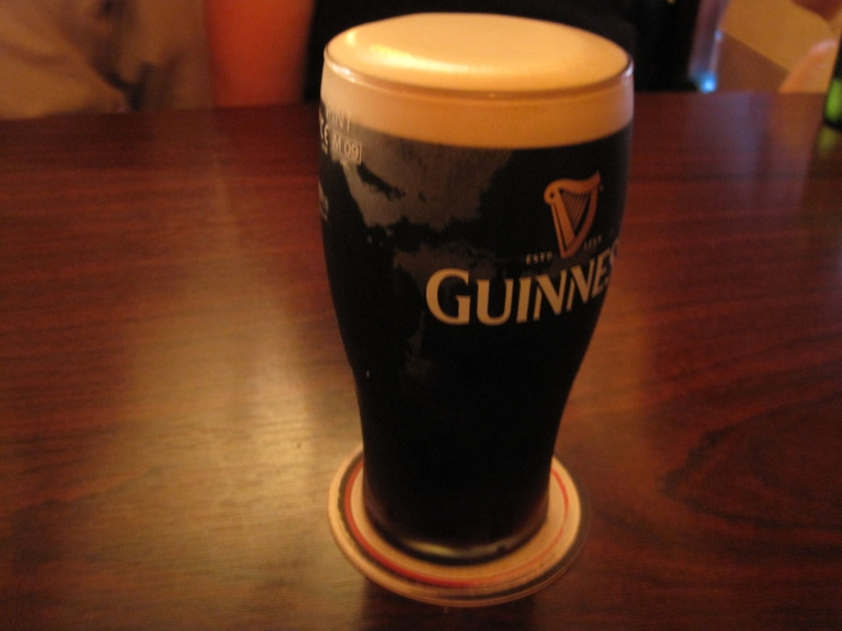 Perfect Guinness - Dublin